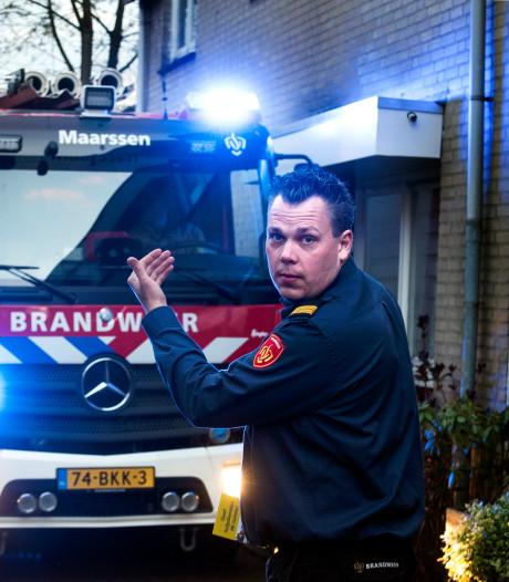 Brandweer kan er vaak niet langs