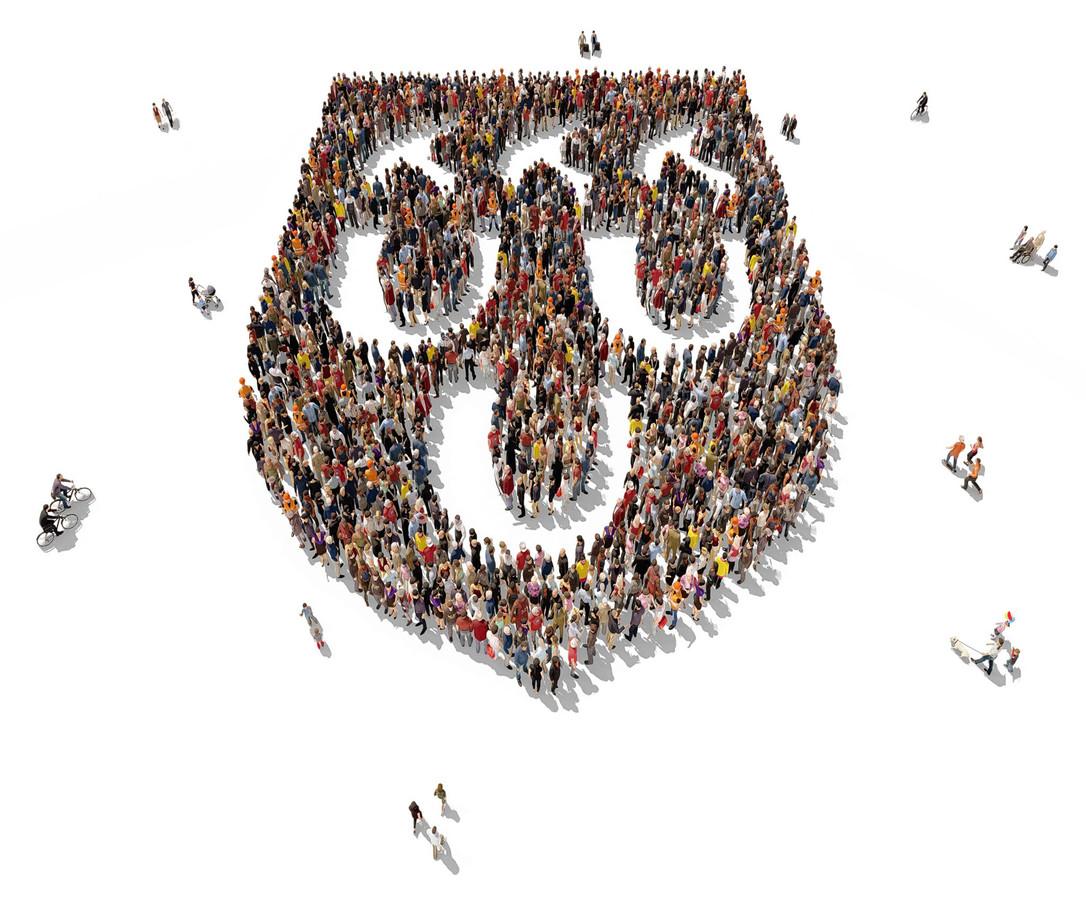 Logo van de Toekomstagenda 2030