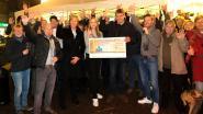 Glazen radiohuis haalt bijna 10.000 euro op voor dierenwelzijn