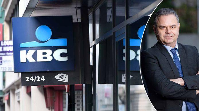 """KBC kondigde vorige week aan dat hun Plusrekening 30% duurder wordt. """"Veel klanten zal ze daardoor waarschijnlijk niet verliezen, want de Belg wisselt zelden van bank"""", aldus financieel expert Pascal Paepen."""