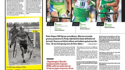 Cavendish-Kittel-Greipel leggen Sagan niets meer in de weg