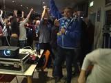 Ontlading in Hoek-kantine is groot na gewonnen penaltyreeks