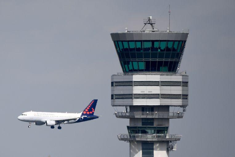 Luchtverkeersleiders van skeyes, het voormalige Belgocontrol, hebben zich ziek gemeld