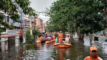 Bijna 140 doden bij abnormaal late moessonregens in India