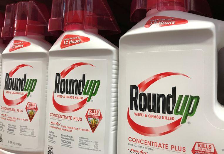 Roundup kwam vorig jaar in handen van Bayer.