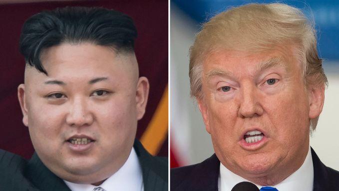 'Rocket man' vs 'dotard': Twittertwist tussen Trump en Kim om meeste vermeldingen
