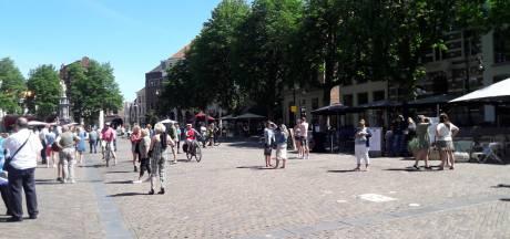 Zonder toiletvoorziening niet de stad is, dus nu openbare wc in Deventer centrum