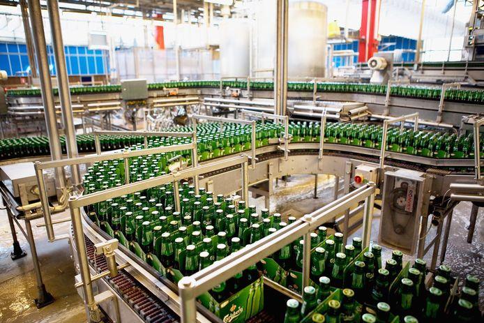 Beeld ter illustratie: Belogistiques voerde alcoholische dranken in en uit voor onder andere Carlsberg, AB Inbev en Heineken.