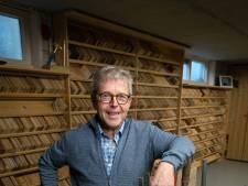 Willy (71) heeft 5.000 verschillende stukken hout: 'Het is heel hard gegroeid'