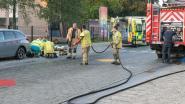 Defecte Lijnbus verliest olie: wielertoerist zwaar ten val én frontale botsing met twee gewonden