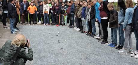 Een eigen jeu de boulesbaan voor de Zuidert in Emmeloord