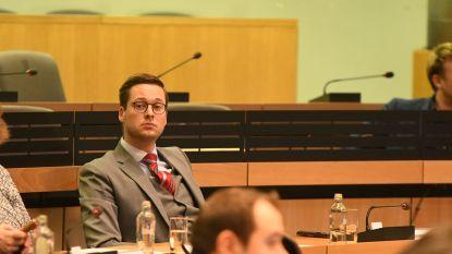 Wouter Vermeersch wordt fractieleider bij Vlaams Belang
