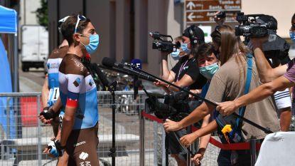 Larry Warbasse (AG2R) testte positief op het coronavirus na de Ronde van Lombardije