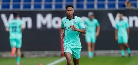 Saddiki verlaat training Willem II met hamstringblessure