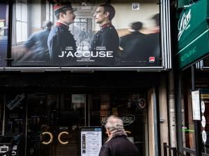 """""""J'accuse"""" de Polanski en tête du box-office français sur cinq jours"""
