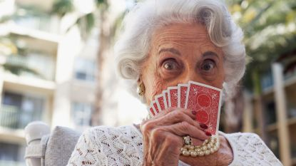Dankzij gepersonaliseerde kaarten kunnen kinderen 'spelen' met oma en opa