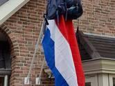 Niet één, maar twee vlaggen uit bij familie uit Fleringen