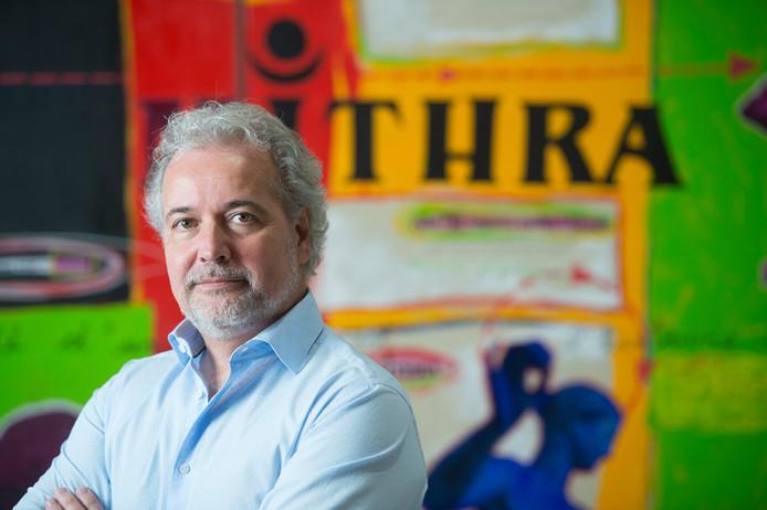 François Fornieri, CEO de Mithra Pharmaceuticals.