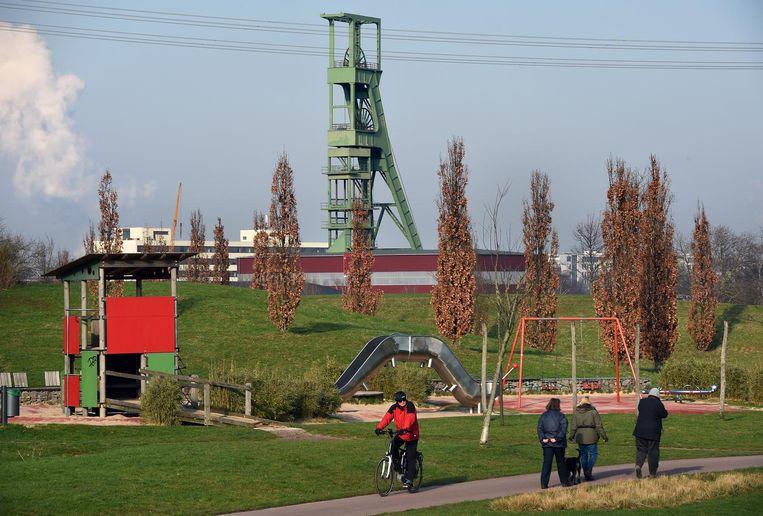 Krupp-park Beeld Marcel van den Bergh/de Volkskrant