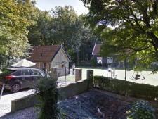 Opstaptrap bij Haflingerhof De Heksenketel dankzij gift advocaat