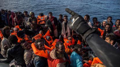 """""""Bijna 6.000 migranten moeten worden geëvacueerd uit Libische vluchtelingenkampen"""""""