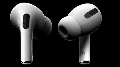 Apple presenteert AirPods Pro met actieve ruisonderdrukking