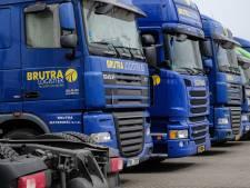 Doorstart na faillissement van transporteur Brutra