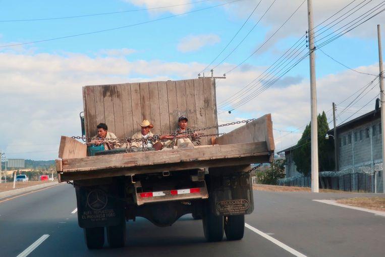 Honduras Tegucigalpa: A Tour of the City Beeld null