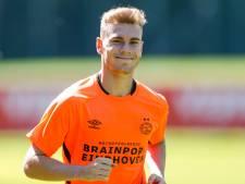 PSV hervat training met 'Guti' en Pereiro, Lato lijkt inzetbaar tegen VfL Wolfsburg