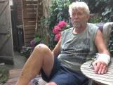 Harm Bosgraaf overleeft bizarre val van brug
