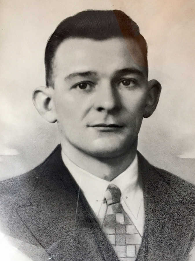 Hendrik de Ruiter in 1934.