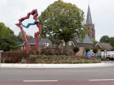 Berghemse kunstenaars willen 'gratis' beeld nu op rotonde plaatsen