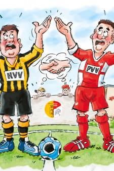 Kunnen HVV Helmond en RKPVV bijeen?