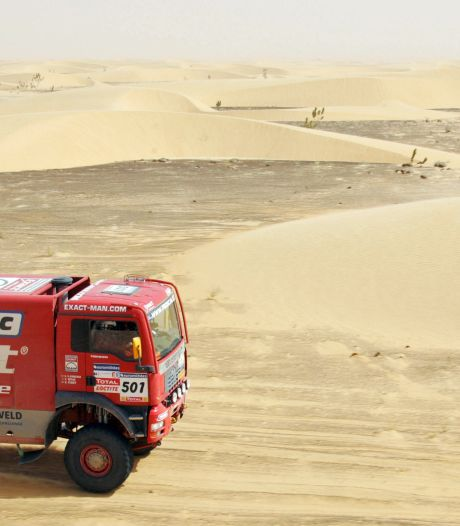 Hans Stacey vond in 2007 de perfecte cadans: 'Ik had één doel: de Dakar winnen'