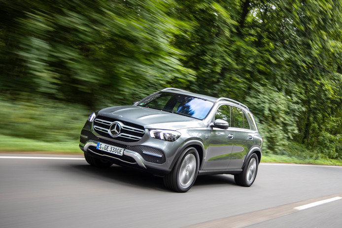 GLE de 4MATIC