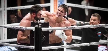 Glory heeft datum voor gevecht tussen Rico Verhoeven en Ben Saddik