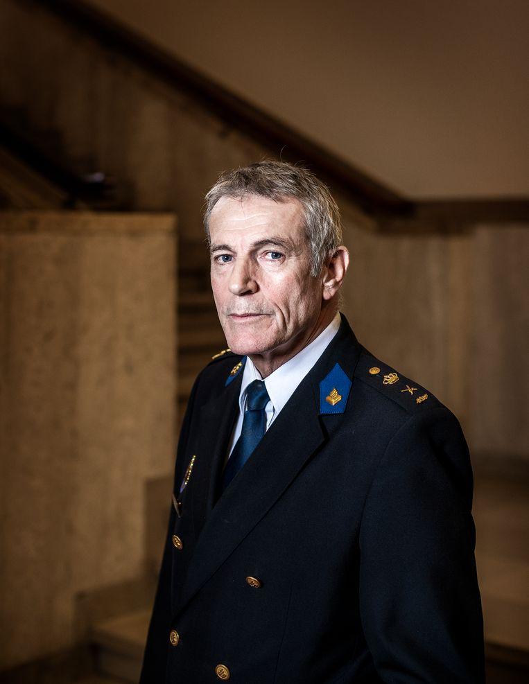 Leon Kuijs Beeld Jiri Buller / de Volkskrant