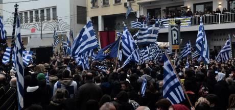 Balkanruzie om 'Macedonië' bijna opgelost