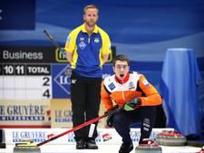 Curlingteam verliest laatste duel op EK