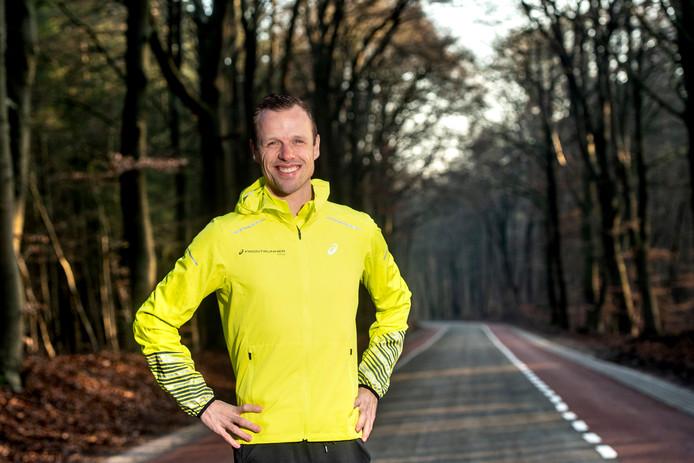 Ambassadeur van de Midwinter Marathon in Apeldoorn, Dennis Licht, is erg tevreden met de bezetting op de Acht van Apeldoorn.