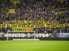 Indrukwekkend eerbetoon Vitesse en ADO voor spoordrama Oss