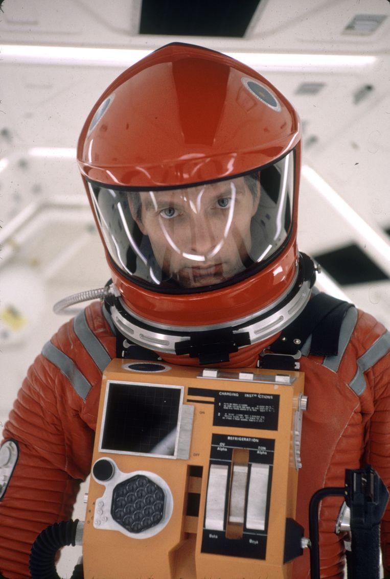 A Space Odyssey - 'Ik ben een week lang elke avond naar die film gaan kijken, zo bijzonder vond ik hem' Beeld getty