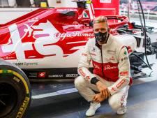 Leclerc: 'Hoop dat Mick Schumacher zich aansluit bij Ferrari'