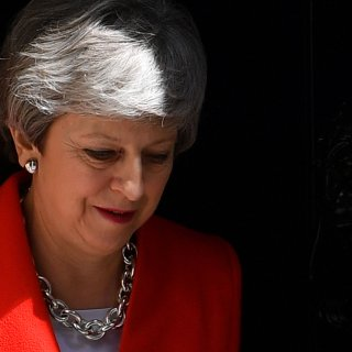 Theresa May wacht begin juni haar eigen D-day