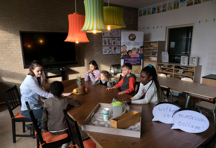 Montessori Village in Eindhoven