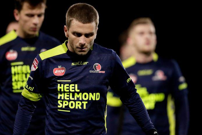 Robert Mutzers vertrekt ondanks een nog doorlopend contract bij Helmond Sport