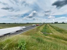 Minister, doe iets aan herrie van A4, vragen burgemeester Bergen op Zoom, Steenbergen en Moerdijk