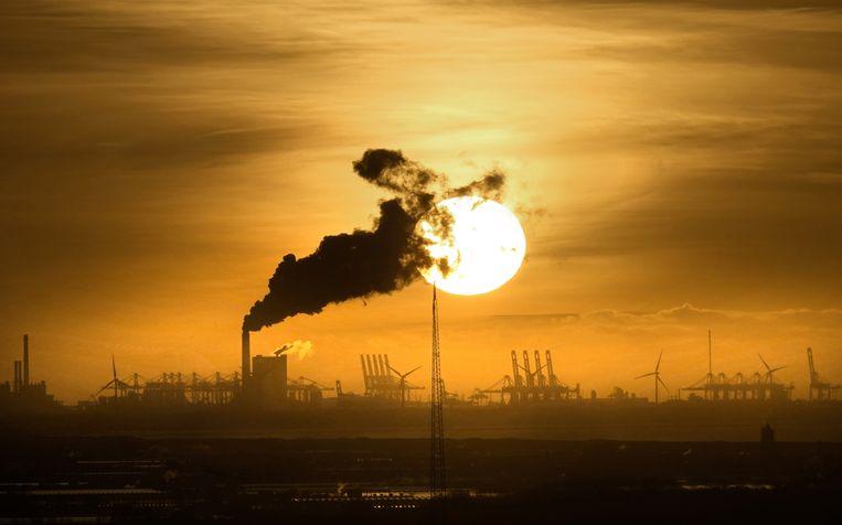 Kolencentrale van energiebedrijf Uniper. Beeld Hollandse Hoogte / Berlinda van Dam