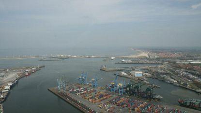 Topjaar voor haven van Zeebrugge