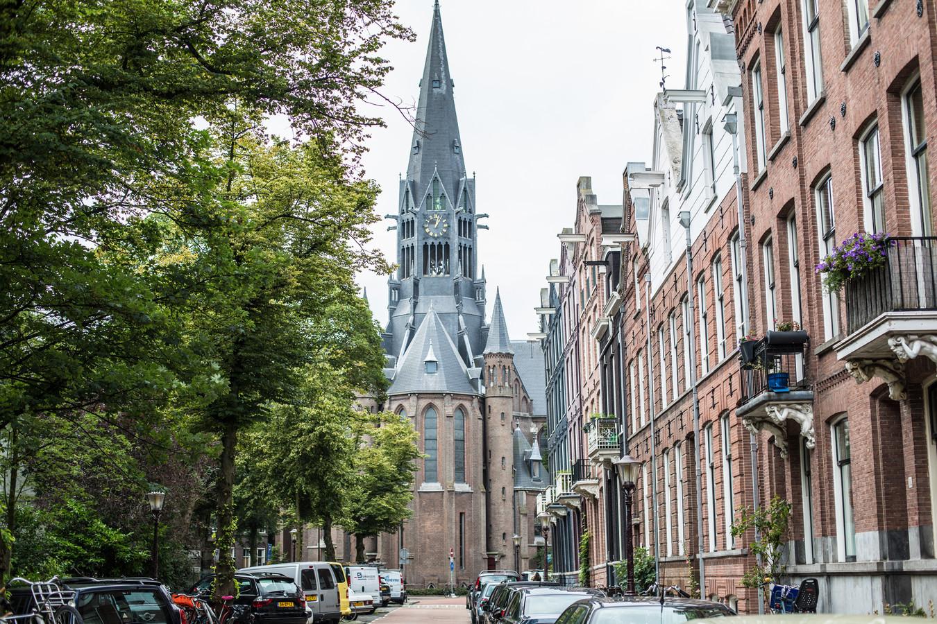 De Vondelkerk is een van de locaties die aanstaanden kunnen bezoeken.